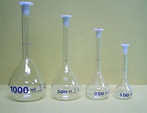 Volumetric-flask
